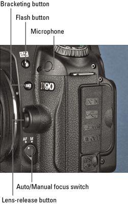 Understanding All the Nikon D90's Controls