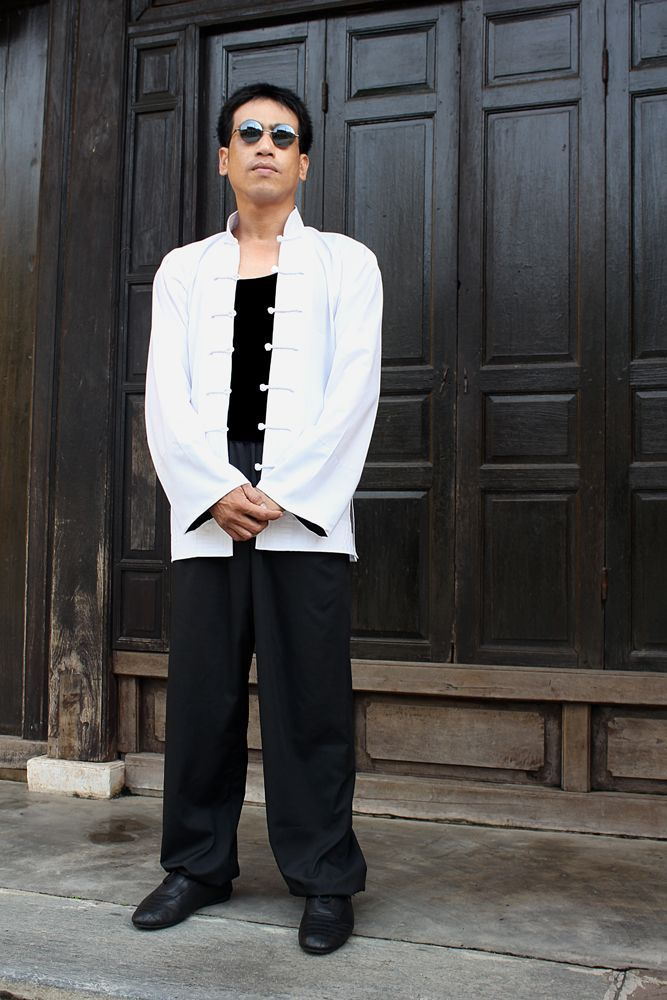 Seraph's (Collin Chou) look alike Martial Arts Jacket $65 ...
