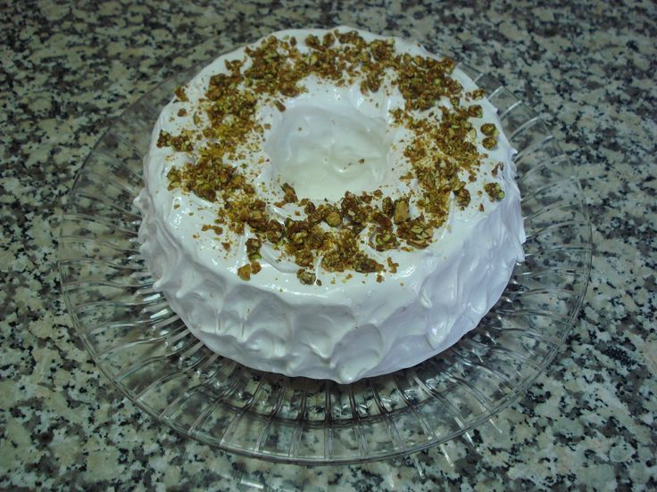 Bolo do Anjo (Angel Cake)