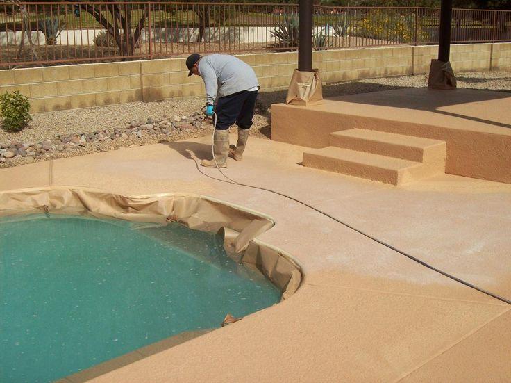 Acrylic Pool Deck Designs