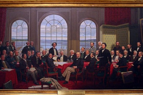 Canada's crooked path from Confederation to today