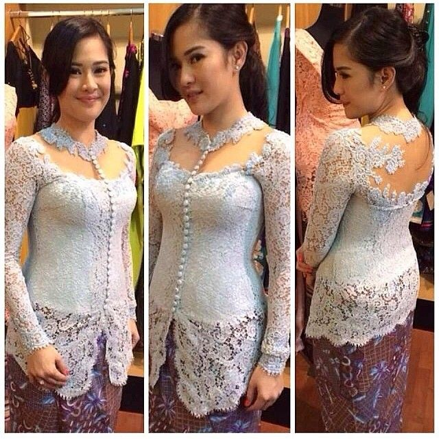 Instagram photo taken by Kebaya Inspiration INDONESIA - INK361
