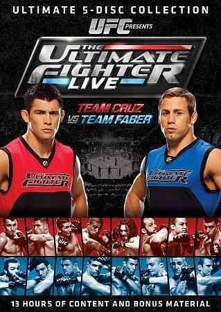UFC: The Ultimate Fighter Live! Cruz vs. Faber