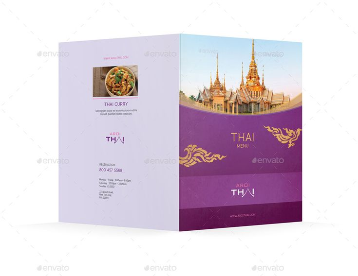 Buy Thai Restaurant Menu Print Bundle 2 by Mike_pantone on GraphicRiver. Thai Restaurant Menu Print Bundle 2 Clean and modern print bundle for your Thai restaurant business!What is in this b...