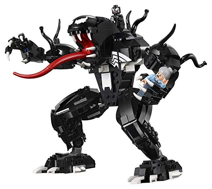 Lego Marvel Spider Man Spider Mech Vs Venom 76115 Building Kit 604 Piece Toys Games Lego Super Heroes Lego Marvel Lego Marvel Super Heroes
