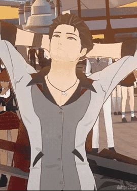 RWBY I love Qrow so much