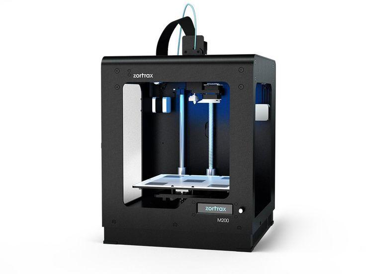 Zortrax M200. Top 10 Best 3D Printers in 2015 Reviews - buythebest10