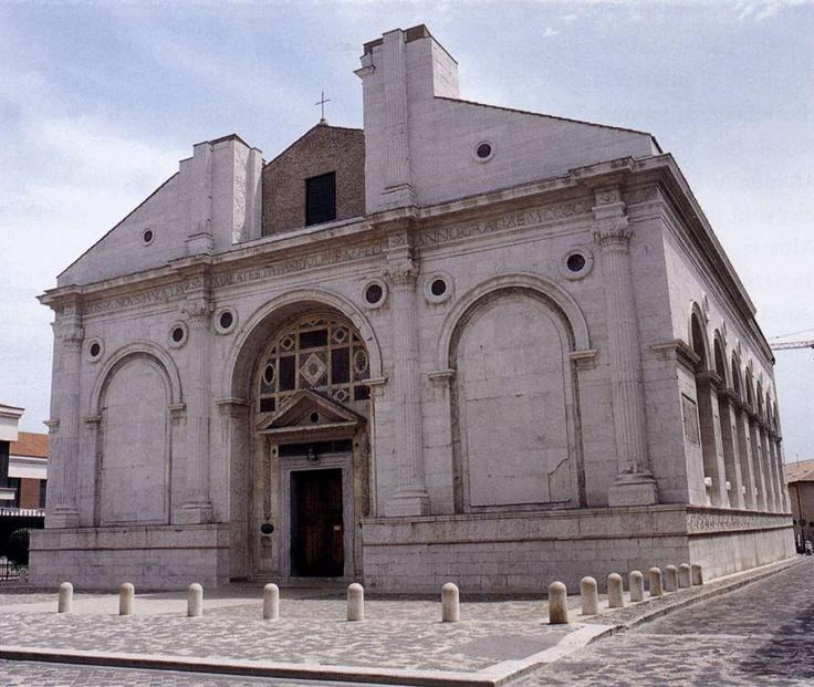 Rimini in the past, History of Rimini