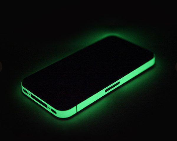 iPhone Decal that Glows at Night – $14