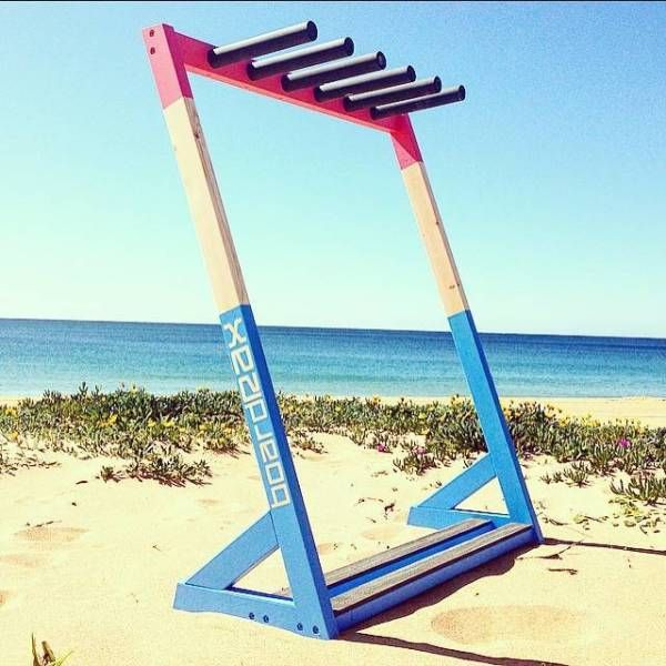 HOLIDAY SALES Handmade freestanding surfboard racks   BoardRAX is Expertly designed to fit shortboards, longboards, SUPs, skateboards, wakeboards  snow ..., 1022973937