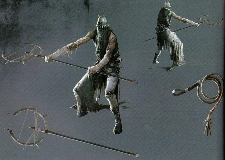 Dark Souls II Concept Art Enemy Art Dark souls, Dark