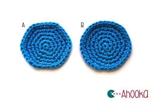 Comment obtenir un cercle parfait au crochet