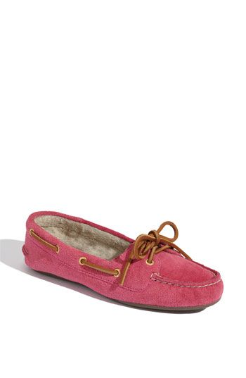 Sperry Top-Sider Skiff in Hot Pink suede. Latest purchase from Nordstrom. Love them!