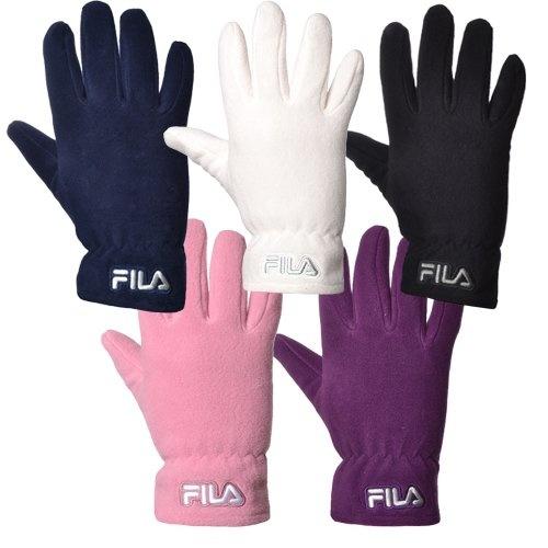 Fila Vintage Ladies Winter Fleece Gloves – AX00390 « Impulse Clothes