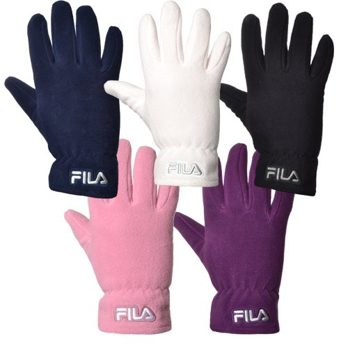Fila Vintage Ladies Winter Fleece Gloves – AX00390 « Impulse Clothes
