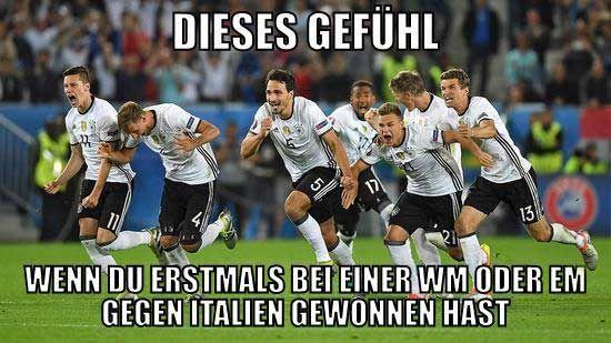 6 - 5 nach Elfmeterschießen! Deutschland im Halbfinale der Fußball-EM 2016!!