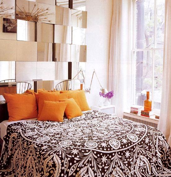 Maak iets eigens van het hoofdeind van je bed, er zijn veel creatieve bedden hoofdeinden. Geef je slaapkamer meer persoonlijkheid met een ander hoofdeind.