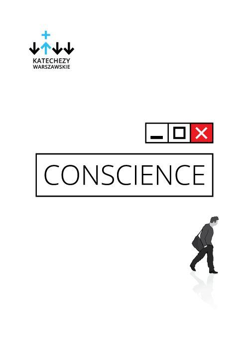 poster | Conscience | by Marta Dudek