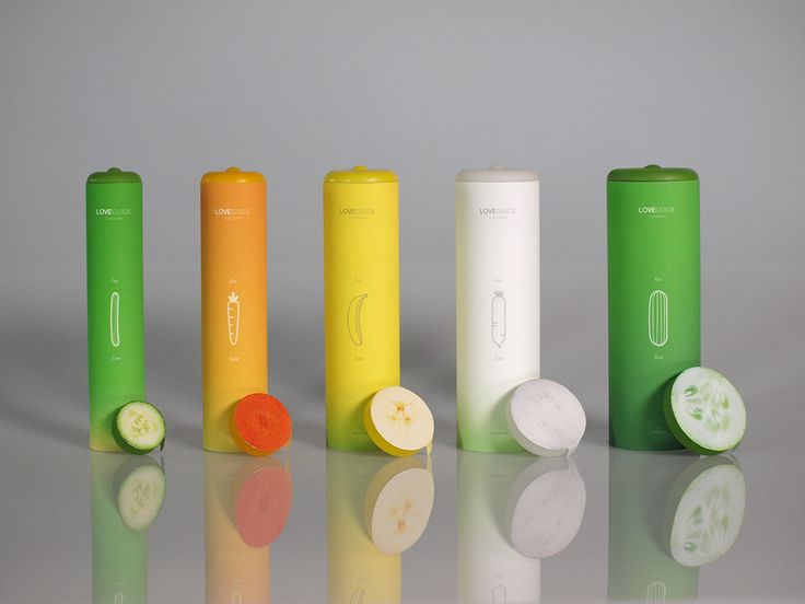 Love Guide Condoms (Student Project) on Packaging of the World - Creative Package Design Gallery