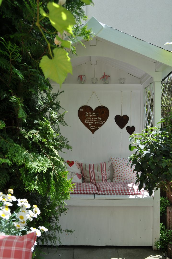 8 best Gartendeko images on Pinterest Balcony, Garden and Garden - gartendeko aus polen