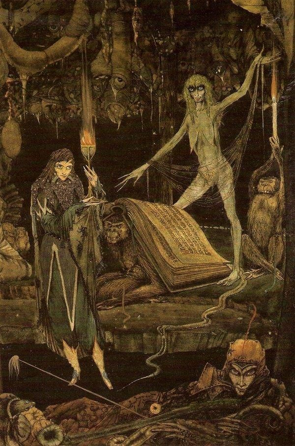 Goethe's Faust Illustrated by Harry Clark*