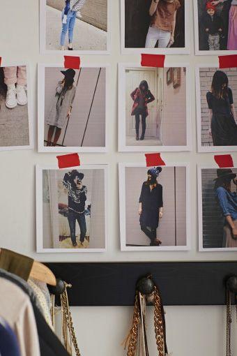 Kleiderschrank Ikea Zusammenstellen ~   Zusammenstellen deines 'Outfitkatalogs' macht obendrein eine Menge
