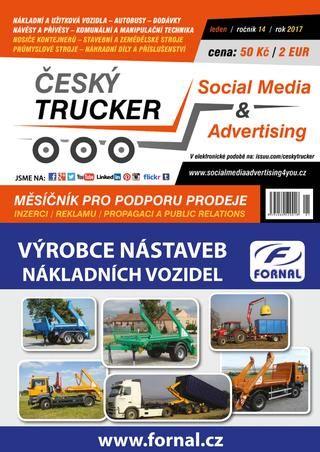 Český Trucker - leden 2017