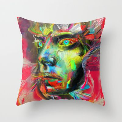 pillow art  http://society6.com/archann/pillows