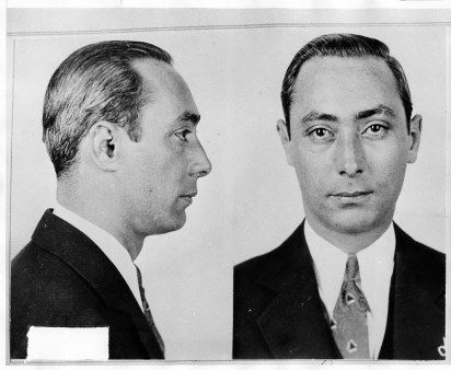 "Frank ""Frankie"" Foster, also known as Frost. Foster was of Romanian Jewish heritage. He was part of the early Northside mob and later switched to the Capone gang."