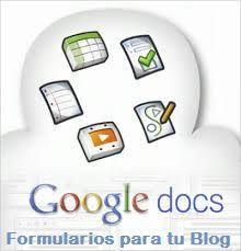Crea formularios para tu Blog y recibe notificaciones por correo cuando tus usuarios te envíen sus datos. Aprovecha la potencia de Google Dr...