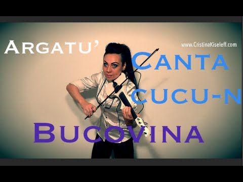 Canta cucu-n Bucovina - Argatu' (Hip Hop Violin Cover)