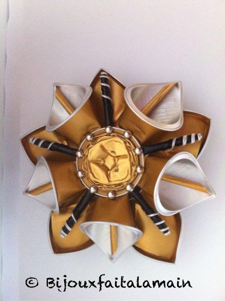 Étoile dorée Nespresso -NOËL -