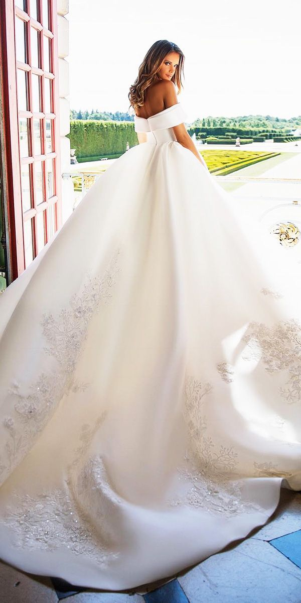 Fairytale Milla Nova Wedding Dresses 2018
