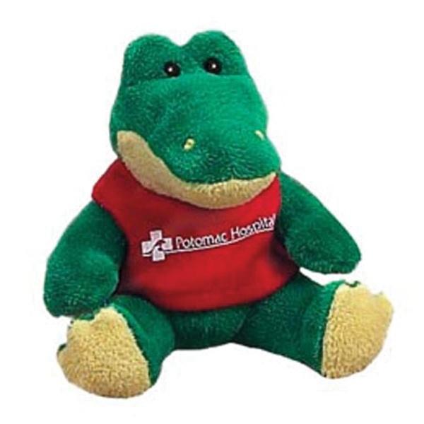 "5"" Mascot Alligator from www.schoolspiritstore.com"
