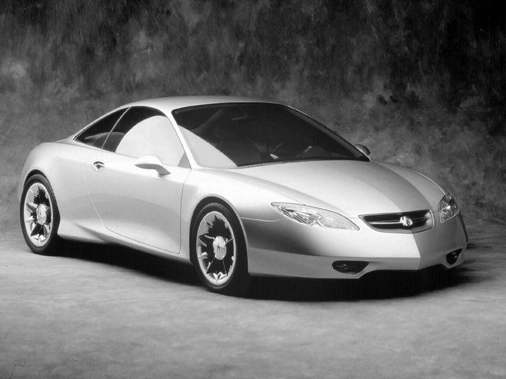 1995 acura cl x concept