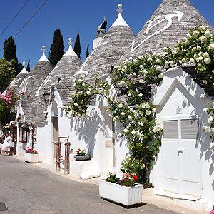 Alberobello - Puglia - Italy