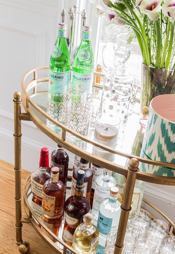 83 best Bar cart, Serveringsvagn drinkvagn images on Pinterest   Bar ...