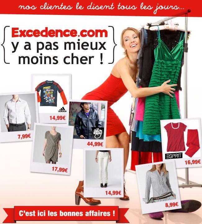 Boutique Mode Femme (marques) / Excedence.com / octobre 2014  #EmailMarketing #DigitalMarketing #EmailDesign #EmailTemplate #SocialMedia #EmailNewsletters #EmailRetail #excedence