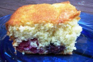 Coconut & Lime: Blackberry Cornmeal Cake | Cakes | Pinterest