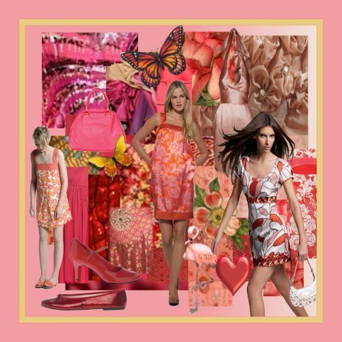 Fashion Mood Boards for Spring 2007 | moodboard | Mood ...