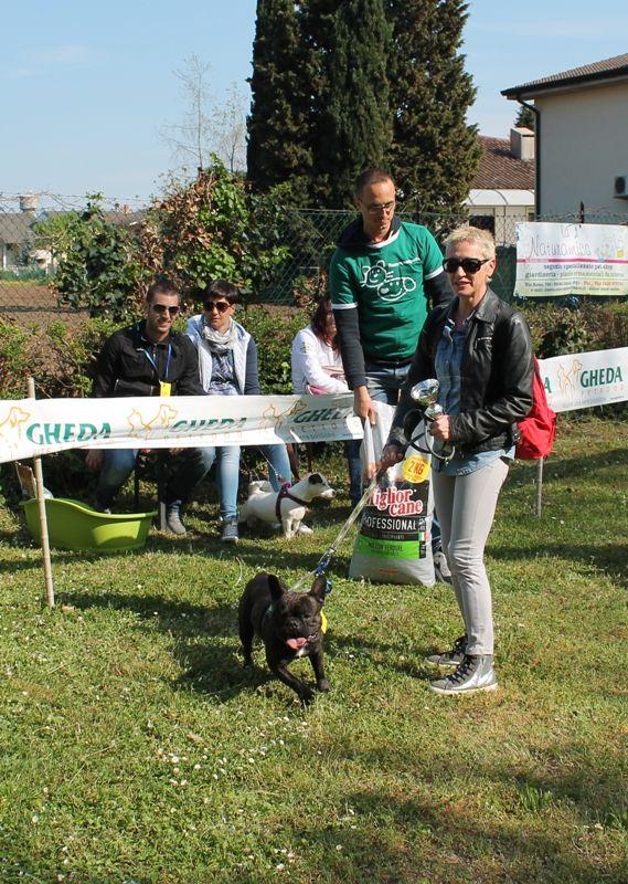 Cesare... vincitore del secondo premio! 2nd place goes to Cesar!