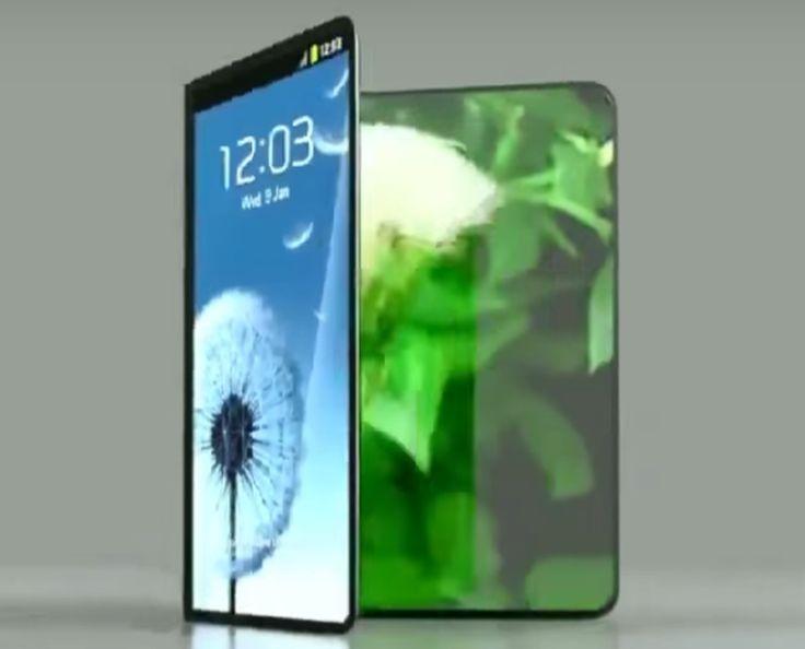 Samsung 'Confirms' Radical New Galaxy Smartphone