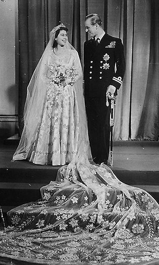 Queen Elizabeth and Prince Philip's 70th anniversary: Their royal romance in photos