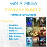 Mega Fantasy Book Bundle Giveaway  Open to: United States Canada Other Location Ending on: 06/30/2017 Enter for a chance to win a mega fantasy book bundle including nine books and bookish swag from Alex Lidell Alisha Klapheke Elise Kova Farah Oomerbhoy Kelly St Clare and Sally Slater. Retail Value $95 USD. Enter this Giveaway at Farah Oomerbhoy YA Fantasy Author  Enter the Mega Fantasy Book Bundle Giveaway on Giveaway Promote.