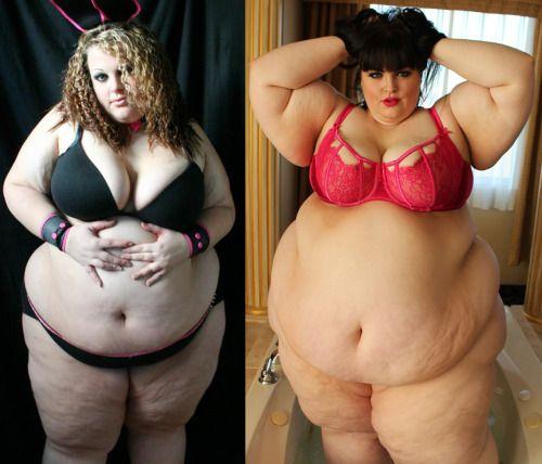 Fat food porn
