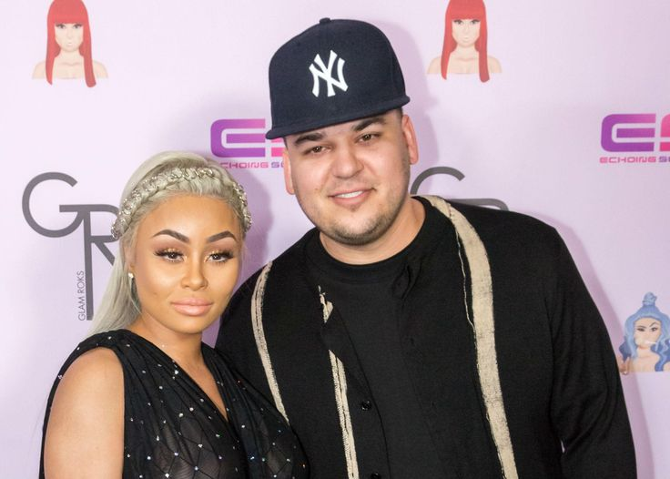 If you want to know why Rob Kardashian would post naked pictures of Blac Chyna, I can explain