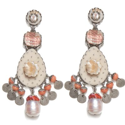 this pair of earrings: perfection. Ayala Bar