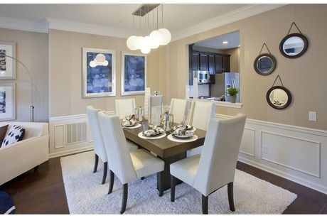 An Elegant Palette Of White And Taupe Distinguishes This