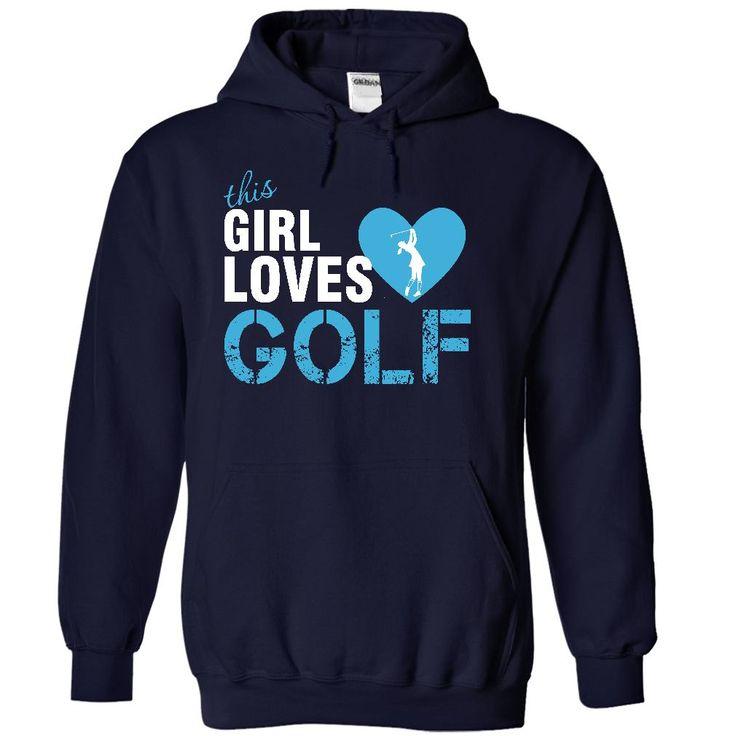 I am a Golf girl T Shirt, Hoodie, Sweatshirt