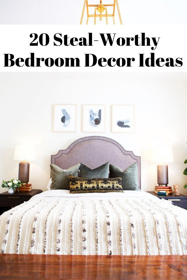 Looking To Transform Your Bedroom Into A Sweet And Stylish Escape These Expertly Designed Spaces Show You How Casas